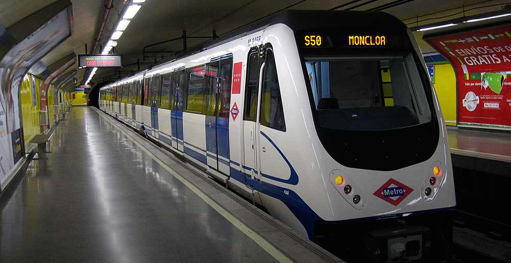 Gesvalt carries out valuation on the Madrid Metro's fixed assets