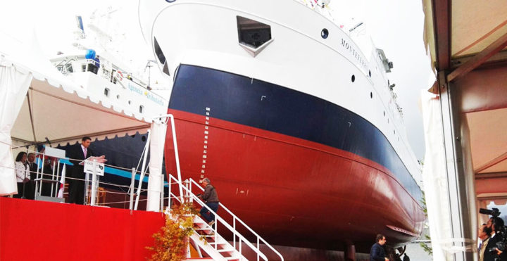 Success story in the naval industrial sector: valuation of the ship Monteferro